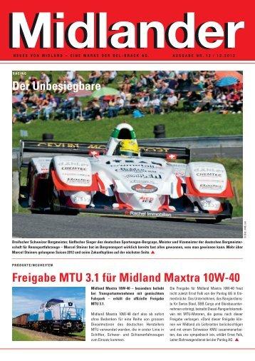 Midlander 12 / 12.2012 - Oel-Brack AG