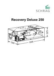 Recovery Deluxe 250