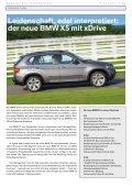 BMW X5 Drive - Garage Hollenstein AG - Seite 3