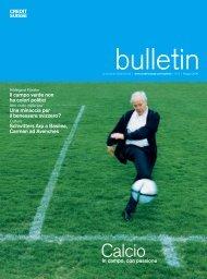 Calcio - Credit Suisse eMagazine