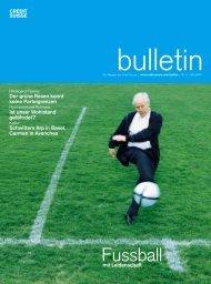 Fussball - Credit Suisse eMagazine - Deutschland
