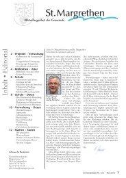 212-Mitteilungsblatt-05-10 [PDF, 6.17 MB] - St. Margrethen