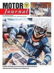 Motor Journal Nr. 05 / 2009 hier herunterladen (PDF - SAM