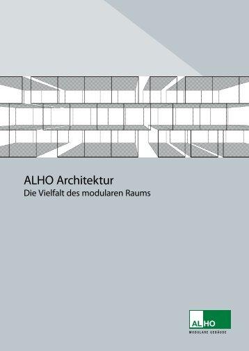 ALHO Architektur - Alho Systembau GmbH