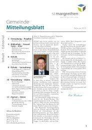 239-Mitteilungsblatt-02-13 - St. Margrethen