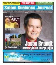 Aug 2011 - Salem Business Journal