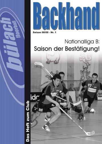 Saison der Bestätigung! - Bülach Floorball