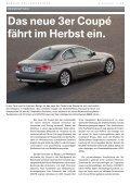 das neue 3er Coupé. - Garage Hollenstein AG - Seite 3