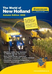 olland e Plus - New Holland