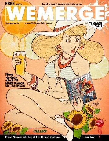 CELERY - WeMerge Magazine