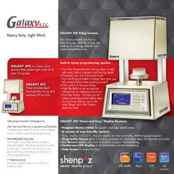 Download Galaxy brochure LowRes. PDF - Shenpaz