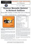 harmonia mundi distribution NEW RELEASES - Jazz, World, Reggae - Page 2