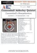 harmonia mundi distribution NEW RELEASES - Jazz, World, Reggae - Page 3