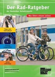 Der Rad-Ratgeber - Verkehrswacht Medien & Service- Centers