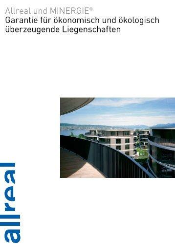 Allreal und MINERGIE - Allreal Holding AG