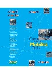 Carta Mobilità 2012 - START spa