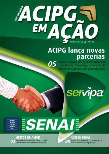Informativo - Acipg