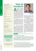 Informativo - Acipg - Page 2
