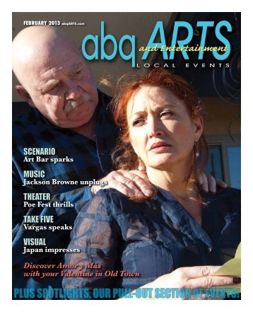 Download this month's issue - abqARTS