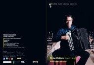 Richard Galliano fisarmonica - Teatro Nuovo Giovanni da Udine