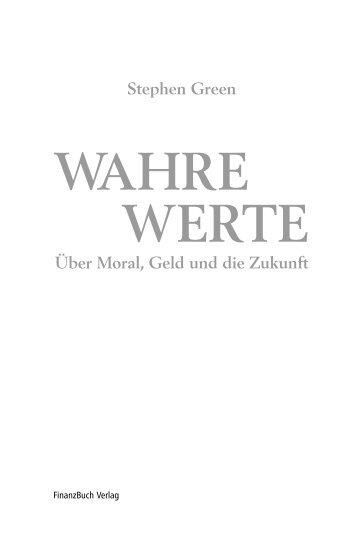 Auszug - FinanzBuch Verlag