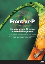 Frontier-P Technical Brochure - Serve-Ag