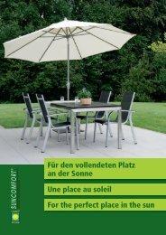 Katalog download (PDF) - Suncomfort