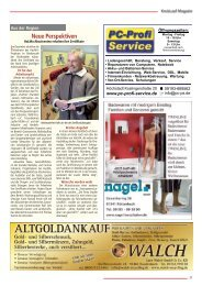 Seite 37 - KreisLauf Magazin