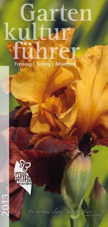 aktuellen Ausgabe - Gartenkulturführer