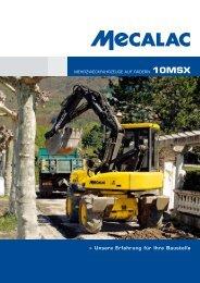10MSX - MBN Baumaschinenwelt