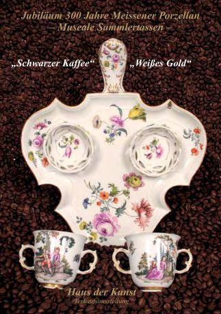 Jubiläum 300 Jahre Meissener Porzellan - Haus der Kunst