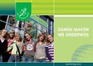 samen maken we het onderwijs - De Groene Welle