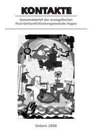 Gemeindebrief 2008-01.cdr - Evangelische Paul-Gerhardt ...