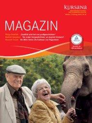 PDF Kursana Magazin 02/09 - Dussmann Group