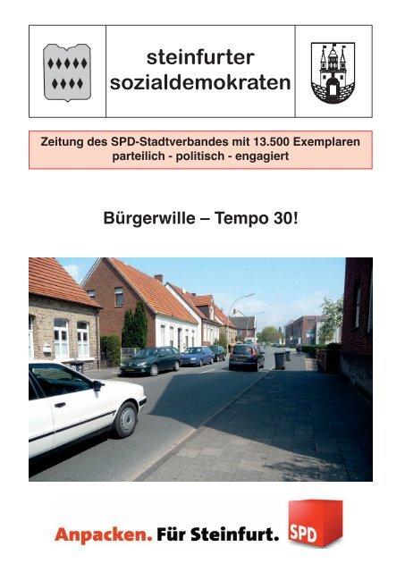 steinfurter sozialdemokraten - SPD in Steinfurt
