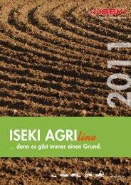 ISEKI AGRIline