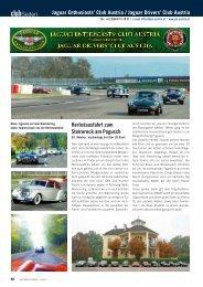 Bericht Austro Classic 6, Dez12 - jaguar enthusiasts club austria ...