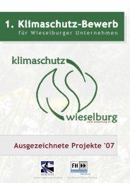 Broschüre - Wieselburg
