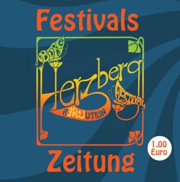 Herzbergs Zeitung 2011 - Burg Herzberg Festival