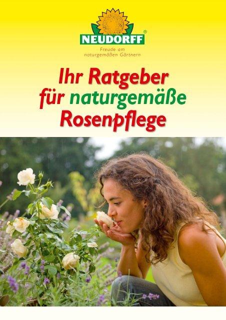 13177 Ratgeber Rosenpflege - Neudorff