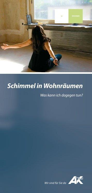 Folder-Schimmel-2012.pdf - AK - Tirol