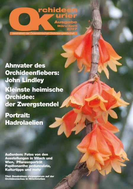 ok3-07fŁrdruck (Page 1 - 2) - Austrian Orchid Society