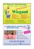 Nachrichten - Werbegemeinschaft Geismar-Treuenhagen - Page 5