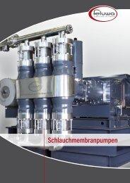 Schlauchmembranpumpen - FELUWA Pumpen GmbH
