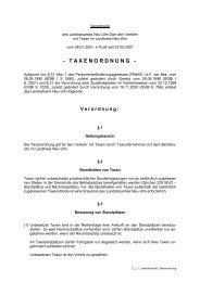 taxenordnung - Landkreis Neu-Ulm