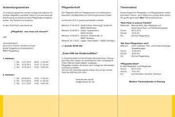 Jahresprogramm - Landkreis Neu-Ulm