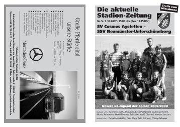 Nr. 5 - SV Cosmos Aystetten