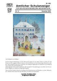 Nr. 12 - Die Regierung von Niederbayern