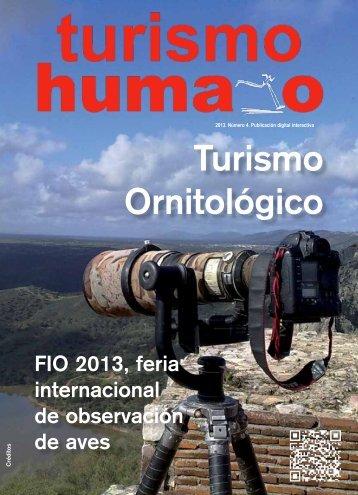 Turismo Humano nº 4. Turismo Ornitológico