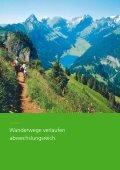 Qualitätsziele Wanderwege Schweiz - Schweizer Wanderwege - Seite 6